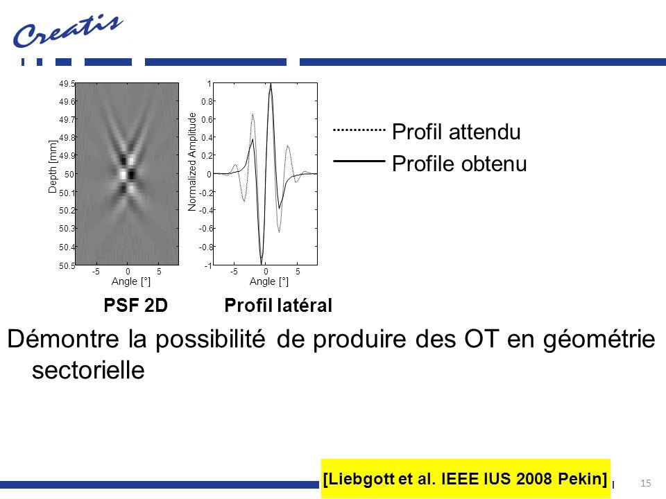 [Liebgott et al. IEEE IUS 2008 Pekin]